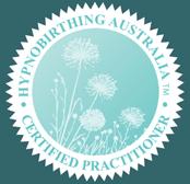 Hypnobirthing Australia Practitioner Seal