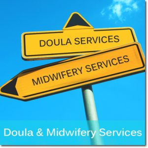 doula and midwifery services signposts