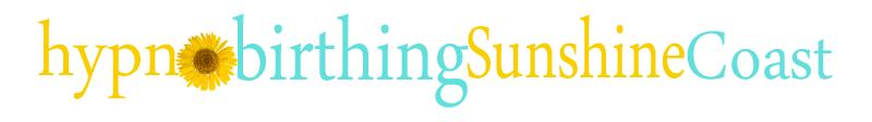 Hypnobirthing Sunshine Coast logo